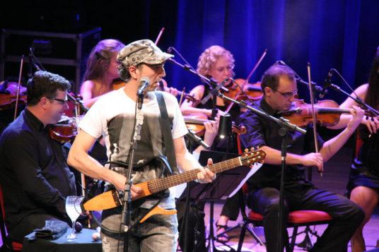 Concertos Dana com Zeca Baleiro - Foto: Marcos Massa