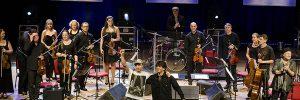Zeca Baleiro, Maestro Tiago Flores E Orquestra Da Ulbra - Foto: Fernanda Chemale