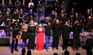 Concertos Dana Apresenta Beatles Classical Magical Tour II Foto: Marcos Massa