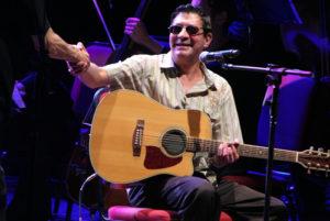 Mestre Julio Reny, a lenda do rock gaúcho - Foto: Marcos Massa