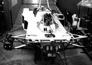 F-5: detalhe para as entradas dos radiadores. Imagem: acervo Lemyr Martins