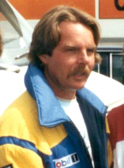 Keke Rosberg. Imagem: acervo família Fittipaldi