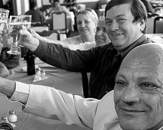 Geraldinho, João Paolo e Luís Henrique Colinha. Imagem: Marcelo Spatafora
