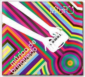 """Capa de """"Música de Brinquedo"""". Imagem: Divulgação"""