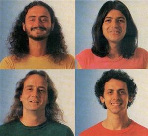O musical Saracura em 1982. Imagem: Divulgação