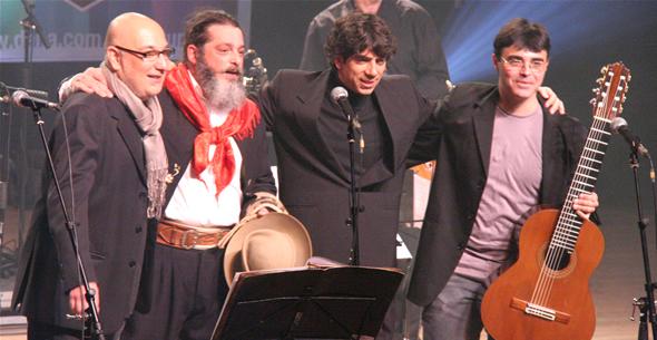 Luiz Marenco, Victor Hugo E Maurício Marques