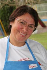 Regina, uma das mãe-coragem do projeto Imagem: Marcos Massa