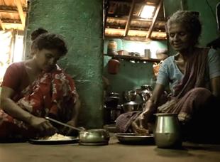 Cena do filme captada na Índia. Imagem: Anderson Capuano