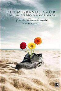 Capa do seu romance mais recente. Imagem: Divulgação