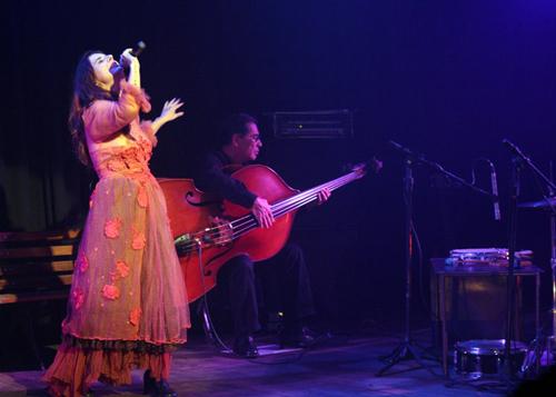Vanessa e Clovis Boca Freire Imagem: Camila Mazzini