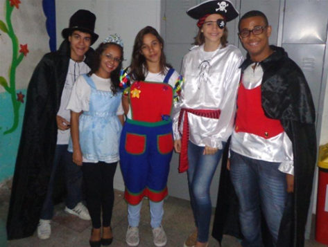 Projeto agenda cultural