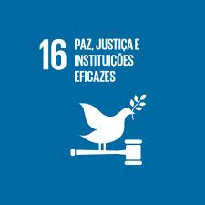 Paz; justiça e instituições eficazes