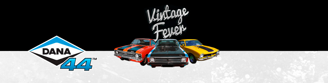 Dana 44 Vintage Fever