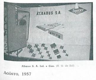 albarus destaqe